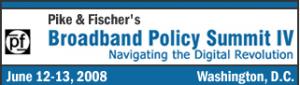 Broadband Policy Summit