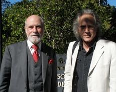 Vint Cerf & Robert Harrison