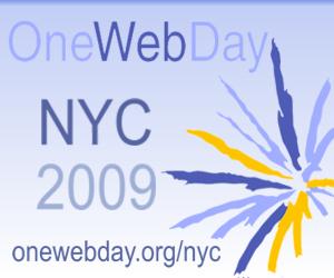 OneWebDay NYC